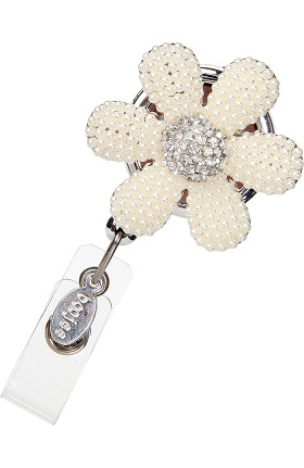 Clearance BooJee Beads Floral Badge Reel