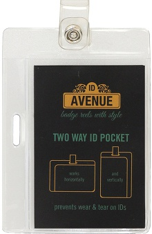 ID Avenue Bi-Way ID Holder