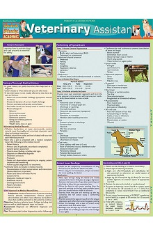 Bar Charts Veterinary Assistant Guide