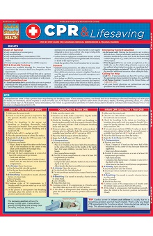 Bar Charts CPR & Life Saving Study Guide