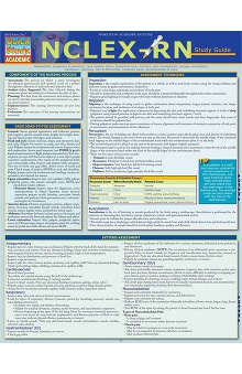 Bar Charts NCLEX Exam Study Guide