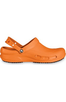 Clearance Crocs Shoes at Work Unisex Bistro Mario Batlai Clog