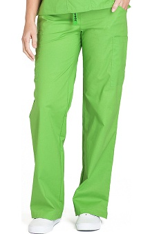 Clearance Crocs Uniforms Women's Karla 5 Pocket Cargo Scrub Pant