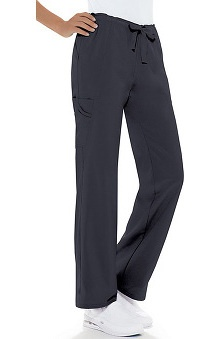 Petite new: Cherokee Perfect Stretch Women's Angle Seam Multi Pocket Pant