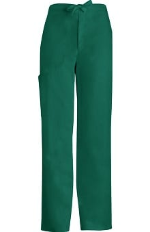 Clearance Luxe by Cherokee Men's Fly Front Scrub Pant