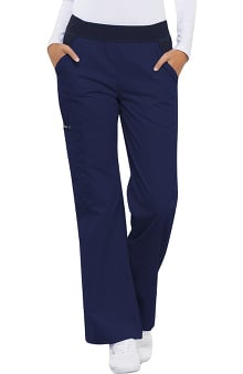 tall: Flexibles by Cherokee Women's Cargo Scrub Pants