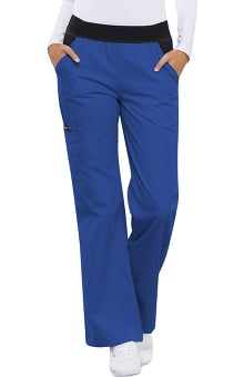 Flexibles by Cherokee Women's Cargo Scrub Pants