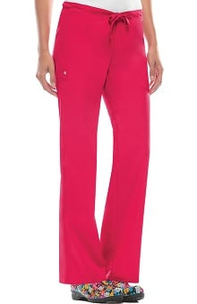 Luxe by Cherokee Women's Solids Drawstring Scrub Pant