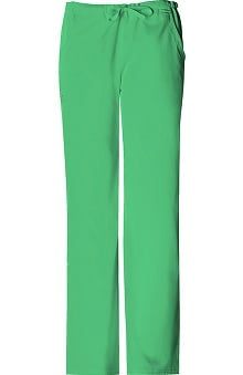 Clearance Luxe by Cherokee Women's Solids Drawstring Pant