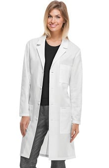 Professional Whites by Cherokee with Certainty Antimicrobial Fabric Technology Unisex Notched Neck 40