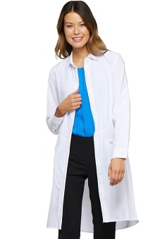 "Infinity by Cherokee Women's Princess Seam 40"" Lab Coat"