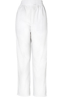tall: Cherokee Women's Boxer Pull-On Elastic Waist Scrub Pants
