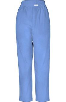 tall: Cherokee Women's Boxer Pull-On Elastic Waist Scrub Pants
