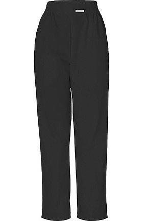 Clearance Cherokee Women's Boxer Pull-On Elastic Waist Scrub Pants