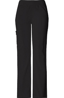 Clearance Flexibles by Cherokee Women's Mid-Rise Knit Waist Scrub Pant