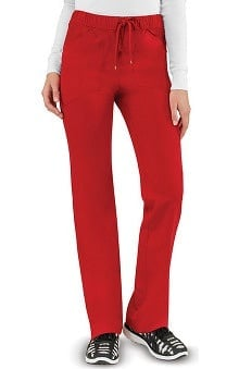 Head Over Heels by heartsoul with Antimicrobial Certainty Women's Drawn To You Drawstring Scrub Pant