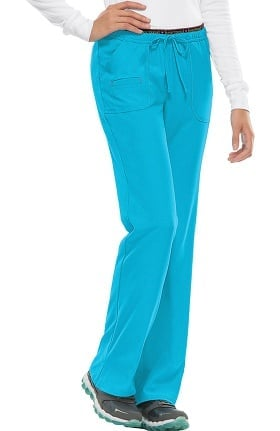 Break On Through by heartsoul Women's Heart Breaker Drawstring Scrub Pant