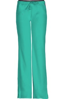 Clearance Break On Through by heartsoul Women's Heart Breaker Low Rise Scrub Pant