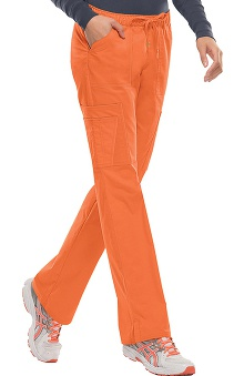 Picture Perfect by heartsoul Women's Charmed Low Rise Cargo Scrub Pant