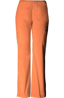 Clearance Picture Perfect by heartsoul Women's Soul Mate Low Rise Cargo Scrub Pant