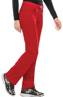 Clearance Shine On! by heartsoul Women's Love Potion Low Rise Scrub Pant