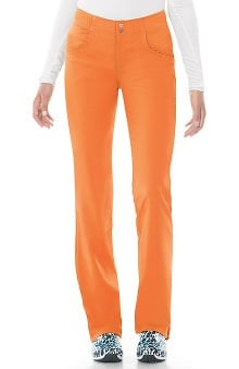 Clearance Shine On! by heartsoul Women's Enchanted Low Rise Scrub Pant