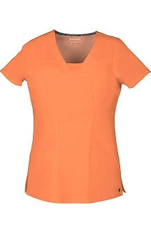 Scrubs new: Picture Perfect by Heartsoul Women's Serenity V-Neck Top