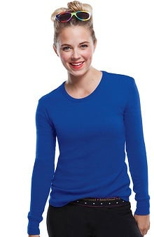 heartsoul Women's Round Neck Long Sleeve T-Shirt