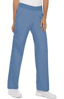 MED: Flexibles by Cherokee Women's Pro Cargo Scrub Pants