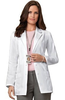 "Cherokee Women's Natural Beauty 30"" Lab Coat"