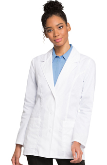 Cherokee Women's Daisy Embroidered Lab Coat