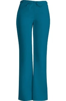 Core Stretch by Cherokee Workwear Women's Low-Rise Flare Leg Scrub Pant
