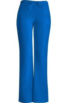Clearance Core Stretch by Cherokee Workwear Women's Low-Rise Flare Leg Scrub Pant