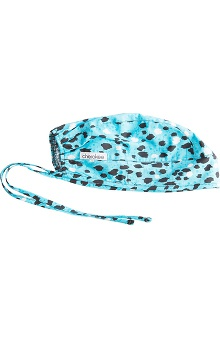 Cherokee Women's Abstract Print Scrub Hat