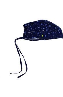Clearance Cherokee Women's Print Scrub Hat