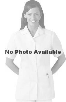 Cherokee Women's Nurse's Pleated Solid Scrub Top
