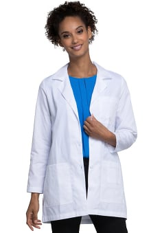 "Cherokee Women's Multi-Pocket 32"" Lab Coat"