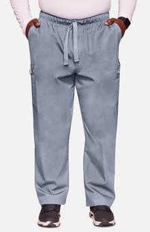 Cherokee Workwear Men's Drawstring Cargo Scrub Pant