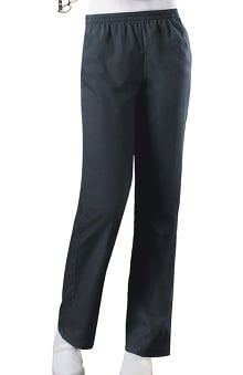 3XL: Cherokee Workwear Women's Elastic Waist Pull-On Scrub Pants