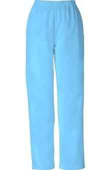 clearance750: Cherokee Workwear Women's Elastic Waist Pull-On Scrub Pants