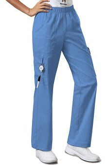 tall: Core Stretch by Cherokee Workwear Women's Elastic Waist Scrub Pant