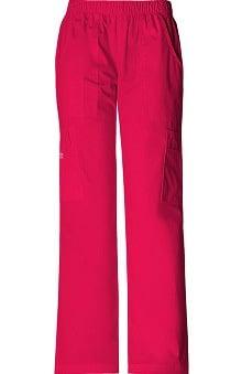 tall: Core Stretch by Cherokee Workwear Women's Elastic Waist Scrub Pant