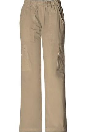 Clearance Core Stretch by Cherokee Workwear Women's Elastic Waist Scrub Pant