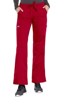 Cherokee Workwear Women's D-Ring Cargo Scrub Pants