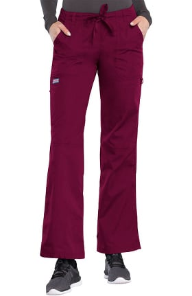 Cherokee Workwear Originals Women's D-Ring Cargo Scrub Pants
