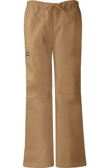 Clearance Cherokee Workwear Women's D-Ring Cargo Scrub Pants