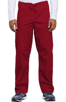 Cherokee Workwear Unisex Drawstring With Cargo Pocket Scrub Pants