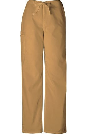 Clearance Cherokee Workwear Unisex Drawstring With Cargo Pocket Scrub Pants