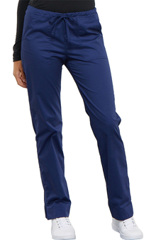 Core Stretch by Cherokee Workwear Women's Mid Rise Skinny Leg Scrub Pant