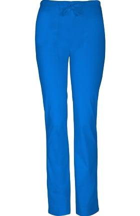 Clearance Core Stretch by Cherokee Workwear Women's Mid Rise Skinny Leg Scrub Pant